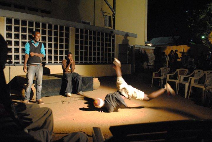 Breakdancers KLA