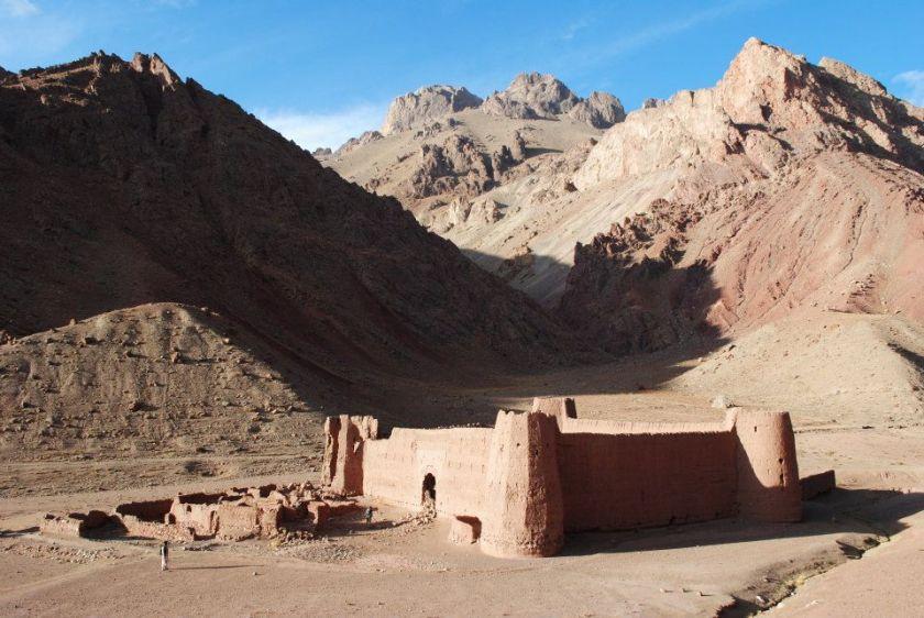 Old fort nr Bamiyan